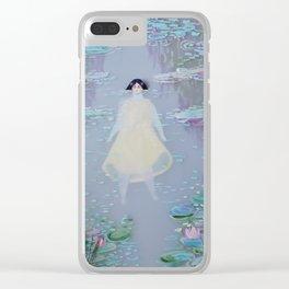 Rebirth Clear iPhone Case