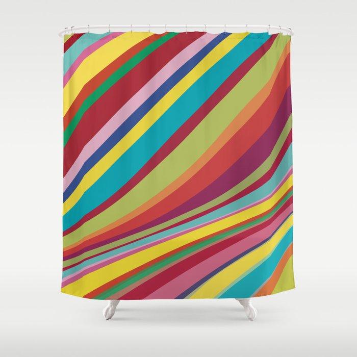 JOYRIDE Shower Curtain