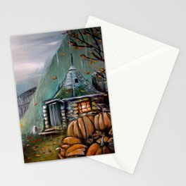 Gamekeeper's Autumn Stationery Cards
