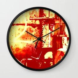 -2- Wall Clock