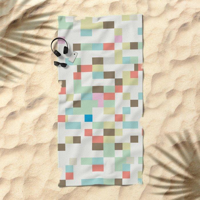 PIRX V Beach Towel