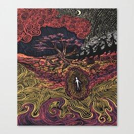 Earth Soul Canvas Print