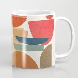 Modern Abstract Art 78 Coffee Mug