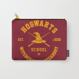 School of Witchcraft and Wizardry - Graduate Print Carry-All Pouch