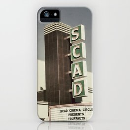 SCAD Theater iPhone Case
