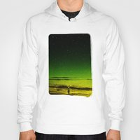 surfer Hoodies featuring Lost Surfer Star Series by Stoian Hitrov - Sto