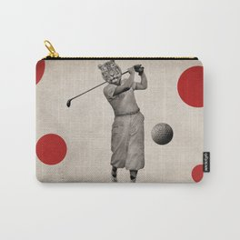 Anthropomorphic N°13 Carry-All Pouch