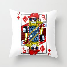 21st Century Jack Throw Pillow