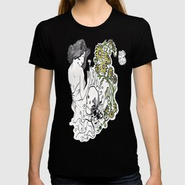 Flowers Figure T-shirt