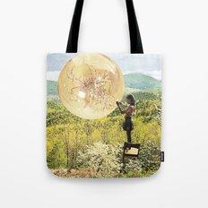 Golden Pockets Tote Bag