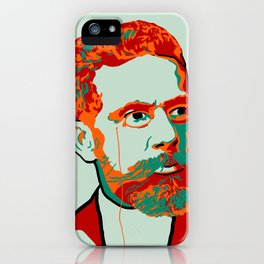 Machado de Assis iPhone Case