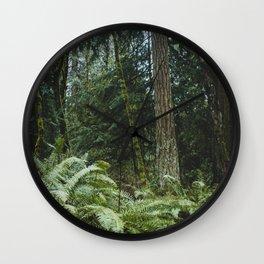 Fairie Kingdom Wall Clock
