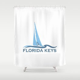 Florida Keys. Shower Curtain