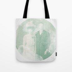 La extraña pareja Tote Bag