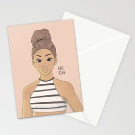 Cinnamon Stationery Cards