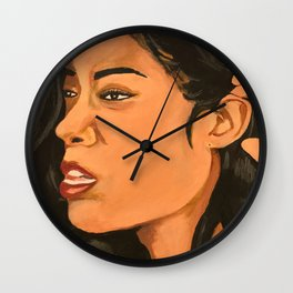 Mila J Music Block Wall Clock