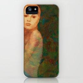 Waiting... iPhone Case