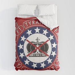 Give Me Liberty Comforters