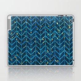 Golden Nights Laptop & iPad Skin