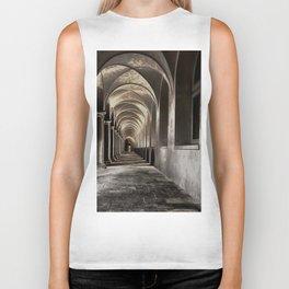 Arched Hallway Biker Tank