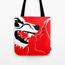 The Cabin in the Woods Tote Bag