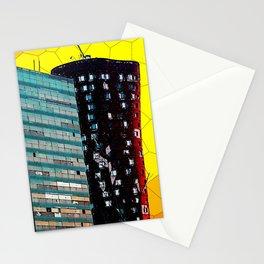 Gran Via Sunset Stationery Cards
