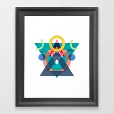 Memefis Framed Art Print