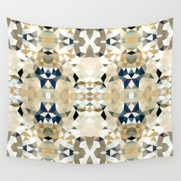 Neutral Tribal Wall Tapestry