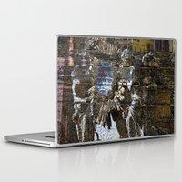 roman Laptop & iPad Skins featuring Roman Impression  by CAPTAINSILVA