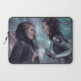 Stranded Planets Laptop Sleeve