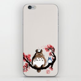 Toto Traditional iPhone Skin
