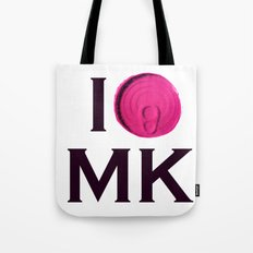 I 'Tin' Matthew kel Tote Bag