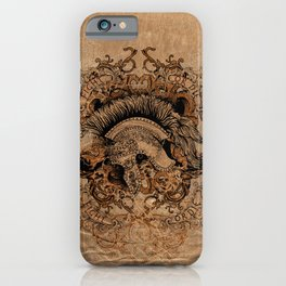 Gladiator Fight or Die iPhone Case