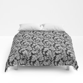 Autumn Leaves Pattern 2 Comforters