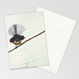 Piwakawaka Stationery Cards
