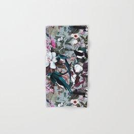 Floral and Birds XXIV Hand & Bath Towel