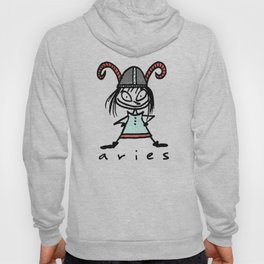 aries in the house(s)! Hoody
