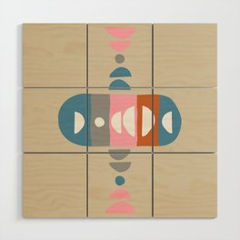 Storm Calka Space Age Wood Wall Art
