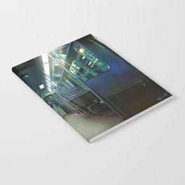 Ghost Train Notebook