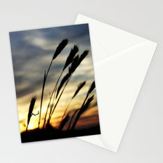 Blowin' in the wind Stationery Cards