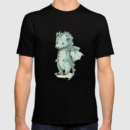 Dragon quote: You`ve got the magic on you!   T-shirt