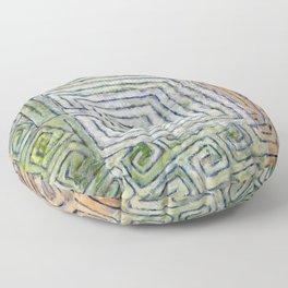 Síocháin (Peace) Floor Pillow