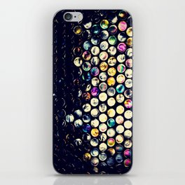 scandal texture iPhone Skin