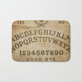 Ouija Board (Rustic Version) Bath Mat