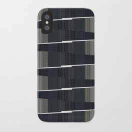 Crossing point iPhone Case