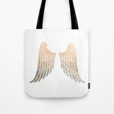 GOLD WINGS Tote Bag
