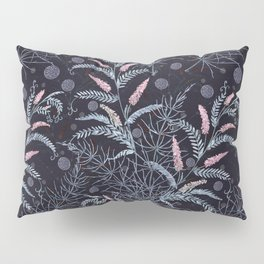The meadow flowers. 2 Pillow Sham