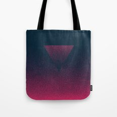 OMBRE / raspberry Tote Bag