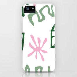 Jungle Fever iPhone Case