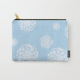 Snowballs Carry-All Pouch